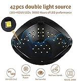 Zoom IMG-2 amayga lampada unghie uv led
