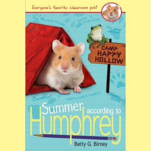 Summer According to Humphrey audiobook cover art