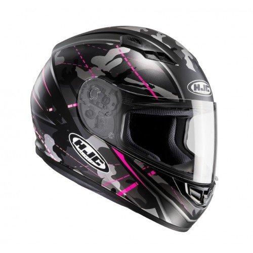 Helmet HJC CS-15 SONGTAN BLACK/PINK S