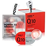 It'S SKIN Power 10 Formula Q10 Cream Capsule One a Day 3g 30 Count - Antioxidant & Anti-Aging, High Concentration 2 in 1 Sleeping Cream Mask, Cream Ball in Serum, 1 Month Home Skin Care