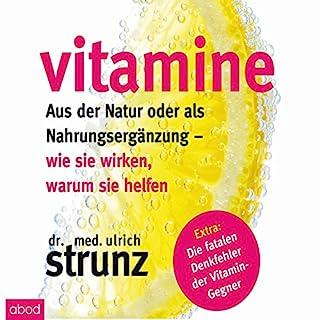 Vitamine - Aus der Natur oder als Nahrungsergänzung Titelbild
