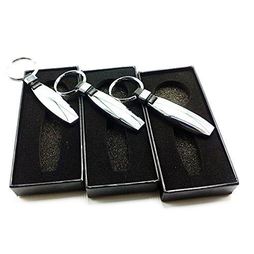 Llavero para llaves de coche con arandela, de la marca szss-car, cromado, For LEXUS