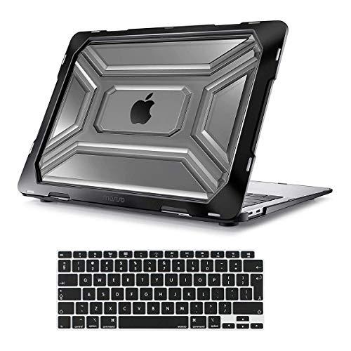 MOSISO Funda Dura Compatible con 2020 MacBook Air 13 A2337 M1 A2179...