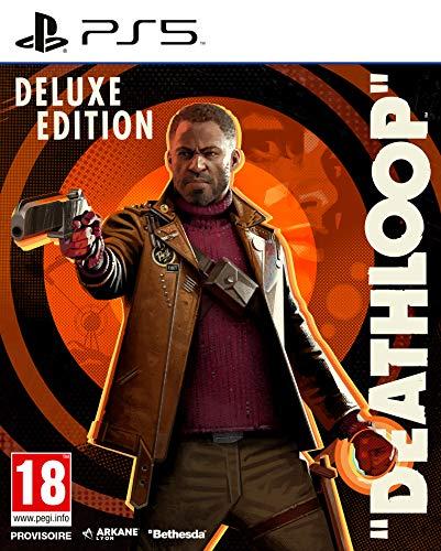 Deathloop Deluxe Edition (PS5)