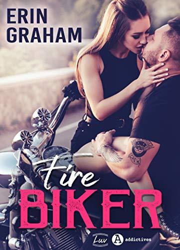 Fire biker de Erin Graham 51-eKYogwiL