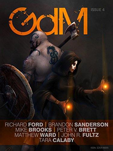 Grimdark Magazine Issue #4 (English Edition)