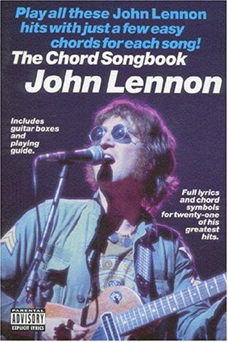 Partition : Lennon John The Chord Songbook