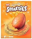 Smarties Orange Large Easter Egg, 256 g