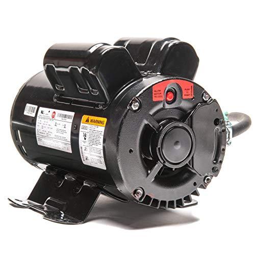 Ingersoll Rand 47669474001 OEM 5hp Motor, 208-230 Volt, Single Phase, 60hz