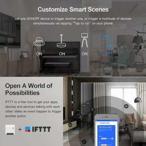 Sonoff Mini Interruttore WiFi Smart - 3 pezzi