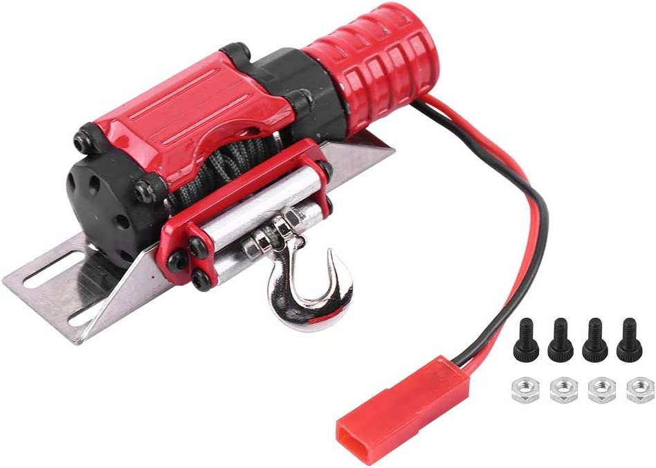 VGEBY RC Motor Winch Model for R gift Now on sale Simulation Vehicle