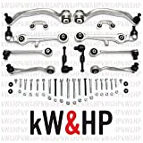 Kit bracci oscillanti anteriori A4 (8E) 01-04 (12 PEZZI) (KW13001)