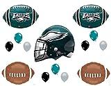 Philadelphia Eagles Helmet Birthday Party Balloons Decoration Supplies