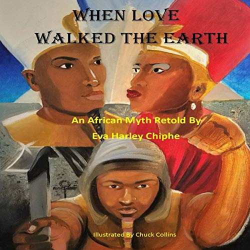 When Love Walked the Earth audiobook cover art