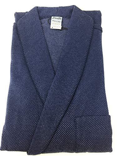 Badjas voor heren, gewicht lente/herfst Dueffe Art. katoenmix.