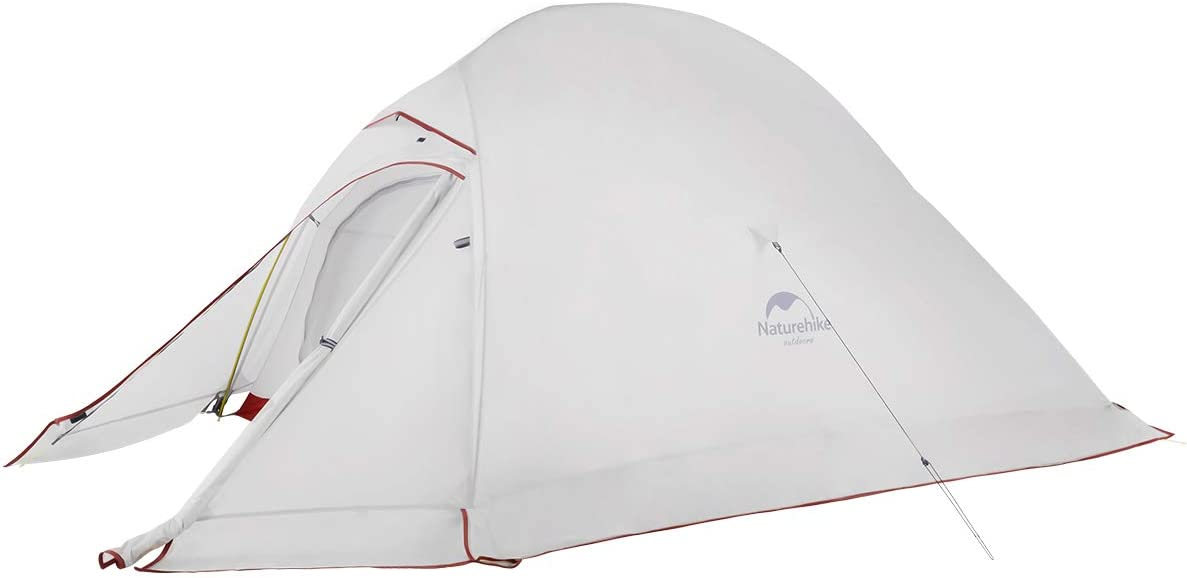 Naturehike Cloud-Up Rapid rise 2 and 3 Backpacking Person Lightweight Baltimore Mall Tent