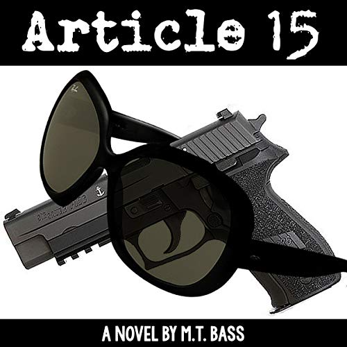 Article 15 audiobook cover art
