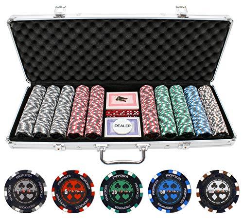 1000 las vegas poker chips - 8