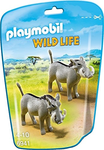 Playmobil Vida Salvaje- Facoceros Africanos Animales