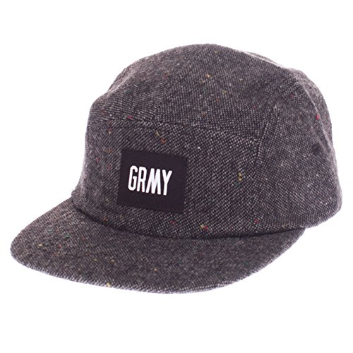 Grimey Gorra GRIMEOLOGY 5 Panels FW16 Grey