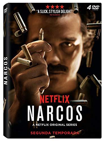 Narcos - Temporada 2 (4 DVDs)