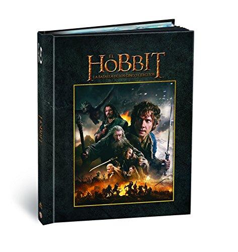 El Hobbit 3: La Batalla De Los Cinco Ejércitos Blu-Ray Digibook [Blu-ray]