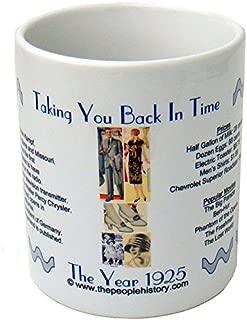 1925 Coffee Mug Featuring -1925 Year in History
