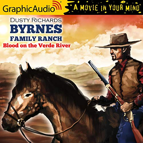 Blood on the Verde River [Dramatized Adaptation] cover art