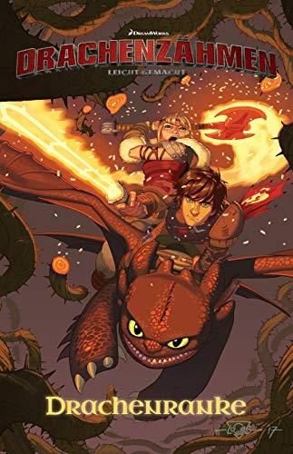 Drachenzähmen leicht gemacht - Kids-Comic: Bd. 2: Drachenranke
