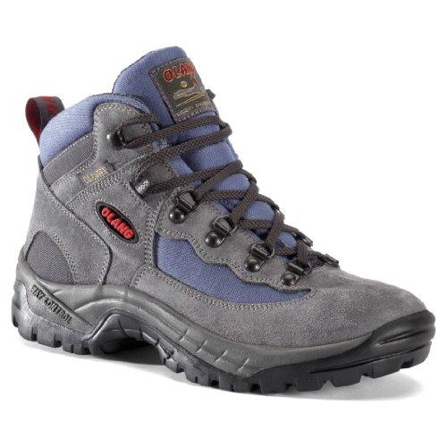 Olang  Gottardo Tex, Damen Trekking & Wanderschuhe Grau Asphalt, Grau - Asphalt - Größe: 37.5