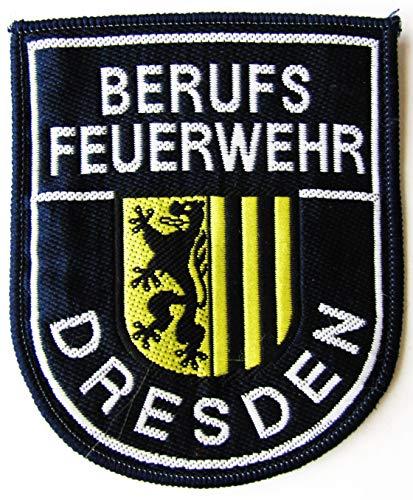 Berufsfeuerwehr - Dresden - Ärmelabzeichen - Abzeichen - Aufnäher - Patch - Motiv 2