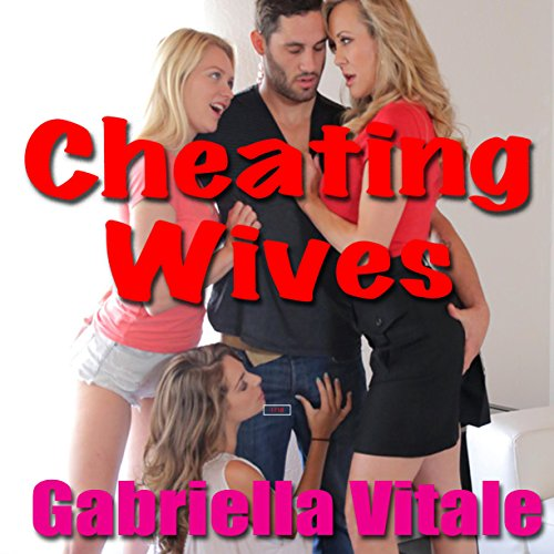 Cheating Wives audiobook cover art