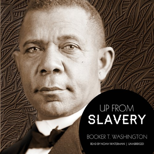 Up from Slavery audiobook cover art