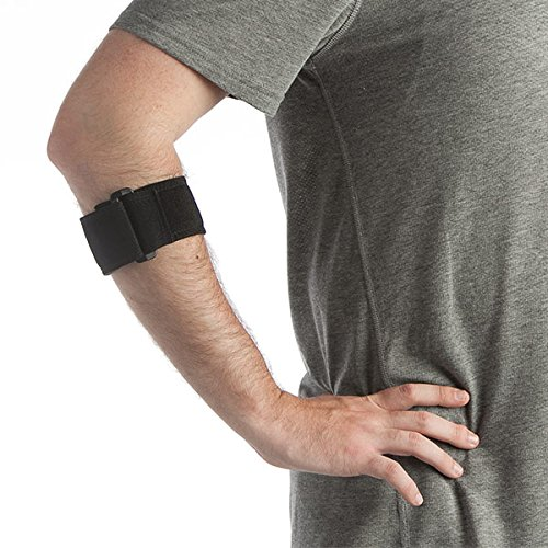 ProMagnet Magnetic Therapy Arm Band (magnets range up to 12,300 gauss per magnet) Made in USA