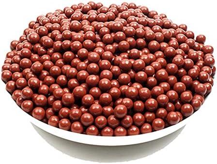 Shop-PEJ 50/10 0PCS 9mm Slingshot Beads Balls de Barro para Disparar Catapult Reemplazo de Las Rodillas al Aire Libre Bolas