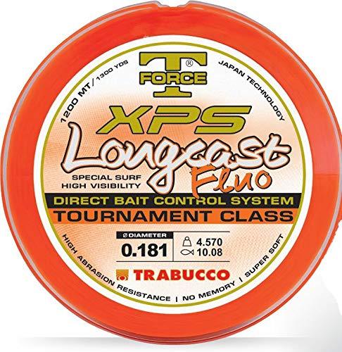 FILO XPS LONG CAST FLUO 1.200 MT 0,25