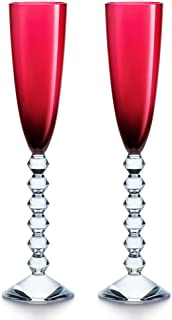 Best baccarat champagne flutes red Reviews
