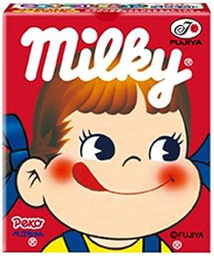 「ミルキーはママの味」