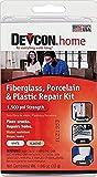 Devcon Epoxy Bathtub Repair Kit (Almond & White)