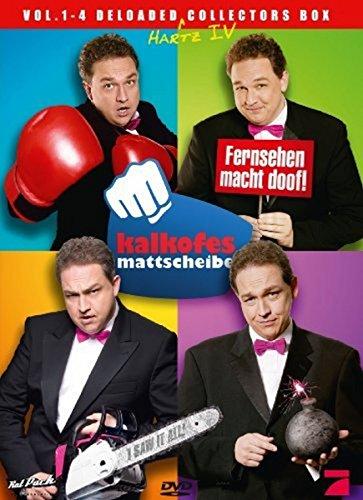 Kalkofes Mattscheibe Vol. 1-4 - Box [4 DVDs]
