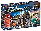 PLAYMOBIL Novelmore Calendario de Adviento Novelmore, A partir de 4 años (70778)