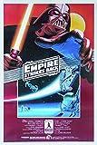 Star Wars Postkarte Empire Strikes Back  10cm x 15