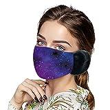 マスク 洗える【MASZONE】洗える マスク ちょうプリント 超快適マスク 耳カバー おしゃれ 冬用マスク 大人用 マスク 布マスク 超快適マスク 厚型 防寒対策 スノーボード 登山 バイク 男女兼用 暖かいマスク&防風 独特のデザイン