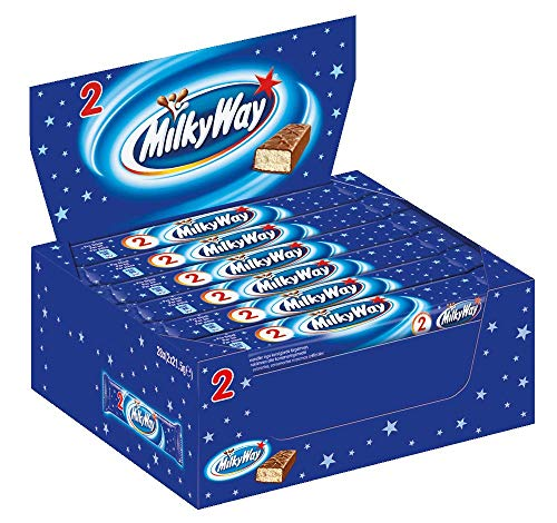 Milky Way Twin 43 g (Pack of 24)