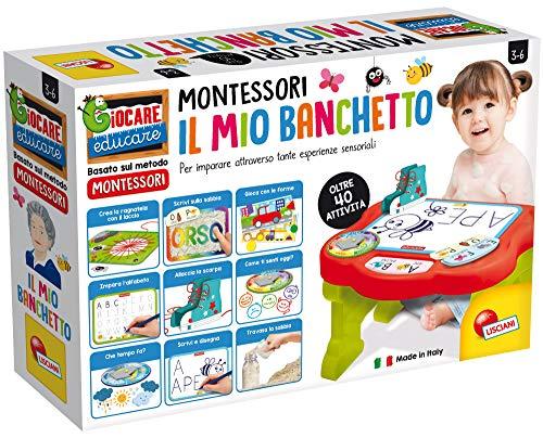 Liscianigiochi Montessori Il Mio Primo Banchetto, 76734