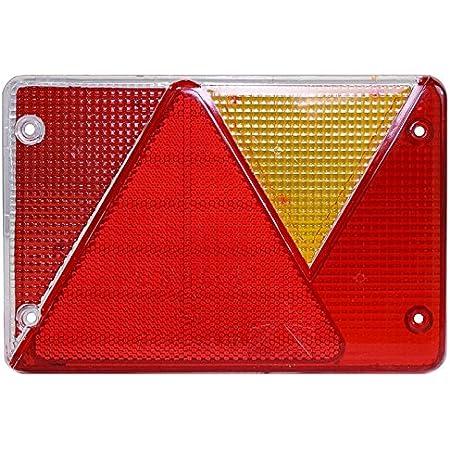 Multipoint 4 Iv Lichtscheibe Ersatzglas 18 8486 007 Rechts F Pkw Anhänger Rechts Auto