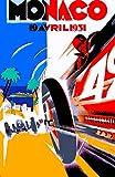 ABLERTRADE Aabletrade 1931 3. Monaco Grand Prix Automobile