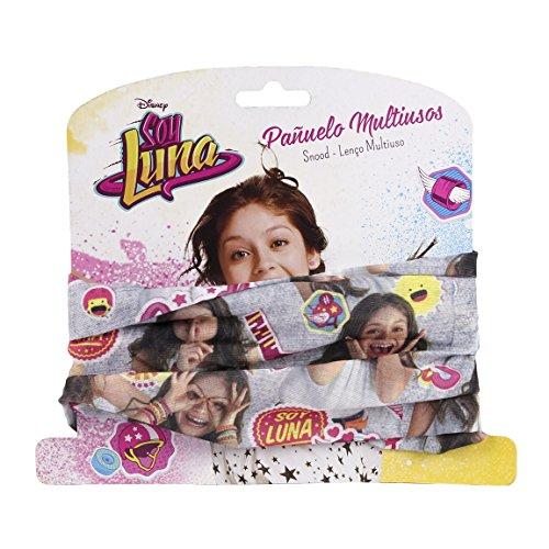 Pañuelo braga para cuello multiuso de Soy Luna bts16