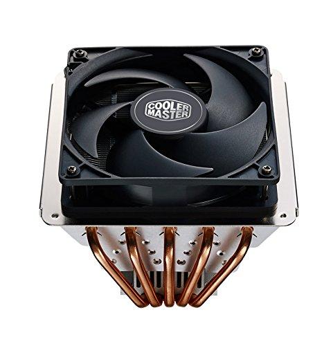 Cooler Master GeminII S524 versión 2 CPU enfriador de aire con 5 tubos de calor de contacto directo (RR-G5V2-20PK-R1)
