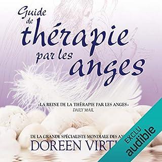 Couverture de Guide de thérapie par les anges